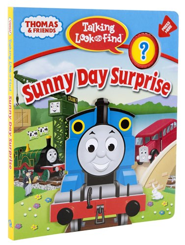 Talking Look and Find: Thomas & Friends, Sunny Day Surprise