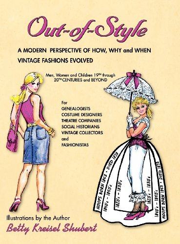 Out-Of-Style: A Modern Perspective of How, Why and When Vintage Fashions Evolved -