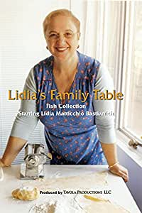 Lidia's Family Table - Fish Collection