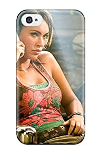 New Cute Funny Megan Fox Exclusive Transformers 2 Case Cover/ Iphone 4/4s Case Cover