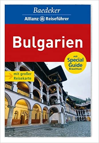 baedeker allianz reisefuhrer bulgarien
