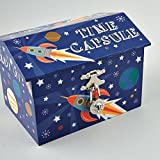 Product review for Floss & Rock Time Capsule Space Box