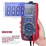 AstroAI Digital Multimeter, TRMS 6000 Counts Volt