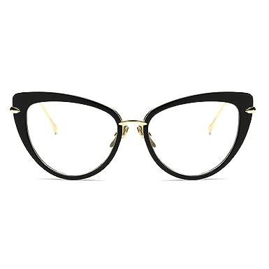 tijn cat eye frame retro in modern glasses for women 56mm - Modern Glasses Frames