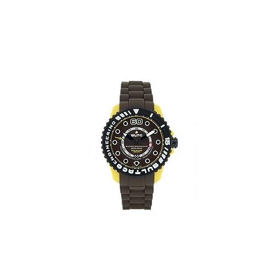 6c99e0a3619a Bultaco Reloj Análogo clásico para Hombre de Cuarzo con Correa en Silicona  BLPY36S-CC1  Amazon.es  Relojes