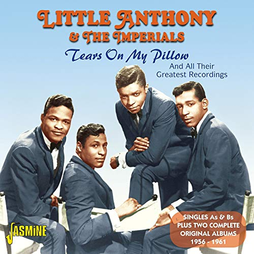 (Tears On My Pillow And All Their Greatest Recordings - Singles As & Bs Plus Two Complete Original Albums 1956-1961 [ORIGINAL RECORDINGS REMASTERED] 2CD SET)