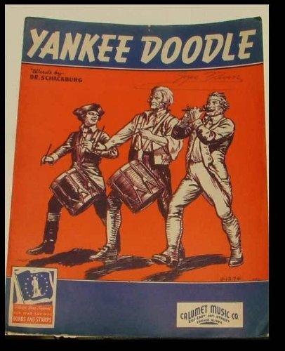 Yankee Doodle piano/vocal, hawaiian guitar solo