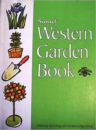 Sunset Western Garden Book: Amazon.com: Books