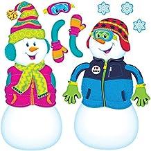TREND enterprises, Inc. Playful Snow Pals Bulletin Board Set