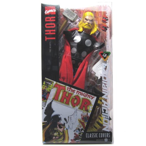 Thor Classic Covers 1/6 Scale Uniform and Equipment Captain Action Costume (Captain Action Costume Set)