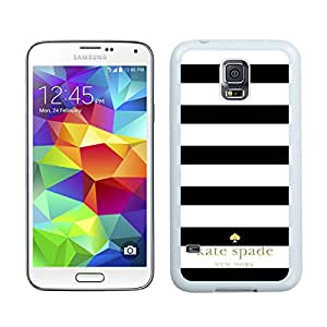 Kate Spade White Samsung Galaxy S5 Screen Cover Case Newest and Fashion Design