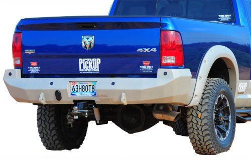 road armor bumper for dodge - 4
