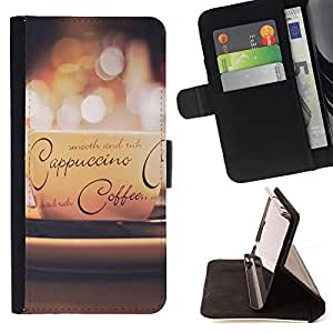Jordan Colourful Shop -Cofee cup -- Leather Case Absorci¨®n cubierta de la caja de alto impacto FOR LG G3 LG-F400 D802 D855 D857 D858 ---
