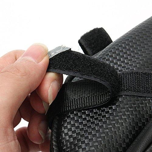 QOJA rockbros cycling bicycle saddle bag pannier bike bag tail by QOJA (Image #2)