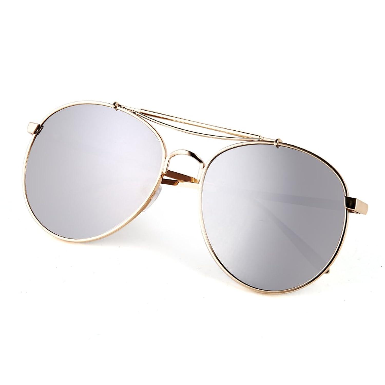 Sun man glasses/Ladies Polarized Sunglasses/Color film mirrors/Stylish frog mirror/UV glasses