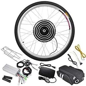 Amazon.com : 48v 1000w 26 Inch Front Wheel Electric