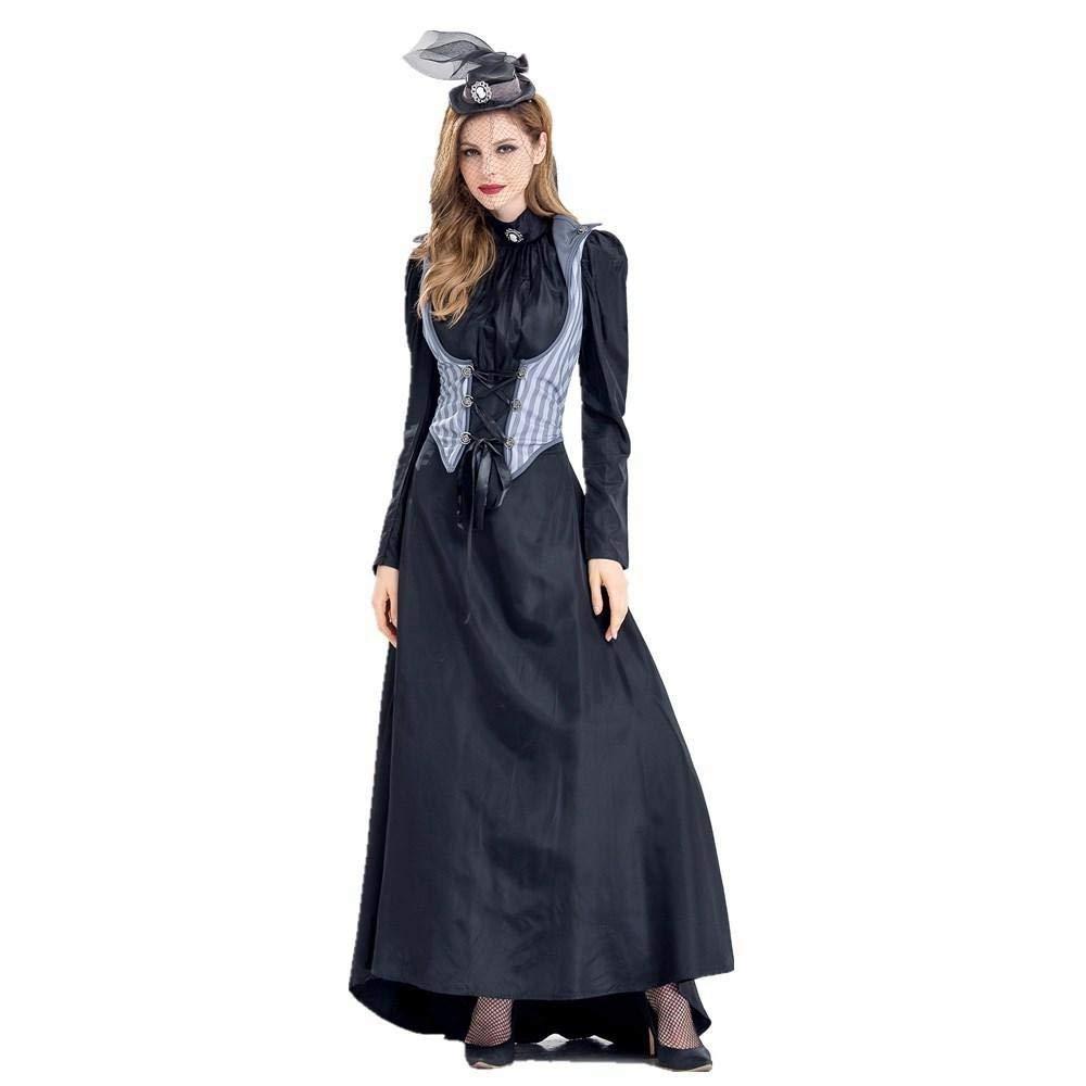 Sonderkauf große Auswahl an Farben und Designs Bestbewertete Mode karnevalskostüme Damen Olydmsky Maxi-Kleid Hexe Kostüm ...