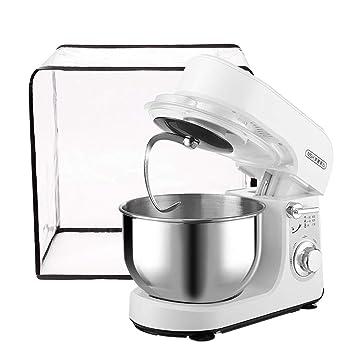 QEES JJZ83 - Funda para batidora de cocina, transparente, resistente ...