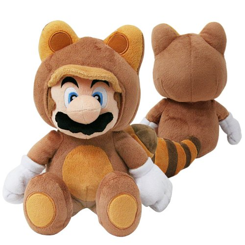 Sanei Officially Licensed Super Tanooki 11