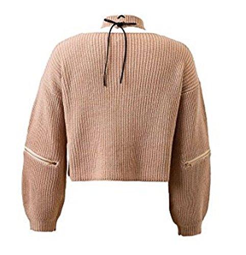f484697c9d6c ... SHUNLIU Damen Sweatshirt Beiläufige Oberseiten Fledermausärmel Sweatshirt  Off Shoulder Pullover Casual Oberteile Langarm T-shirt ...
