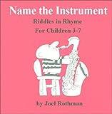 Name the Instrument, Joel Rothman, 091395229X