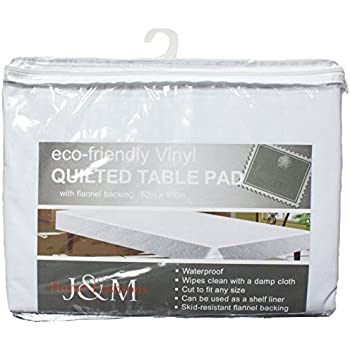 Amazon Com Yourtablecloth Deluxe Cushioned Heavy Duty
