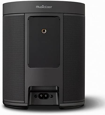 Yamaha WX-021BL MusicCast 20 Wireless Speakers – Pair (Black) 51O4w6Je71L