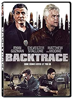 Book Cover: Backtrace
