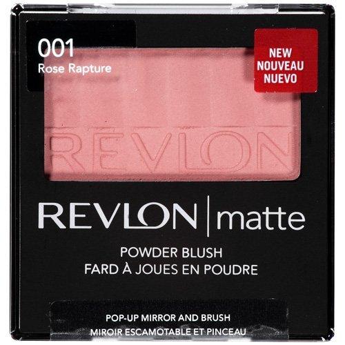 Revlon Matte Powder Blush Rapture