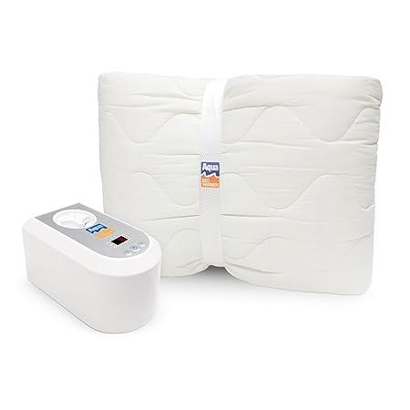 Aqua calentador de cama no eléctrico calentador manta: Amazon.es ...