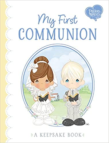 amazon my first communion a keepsake book jamie calloway