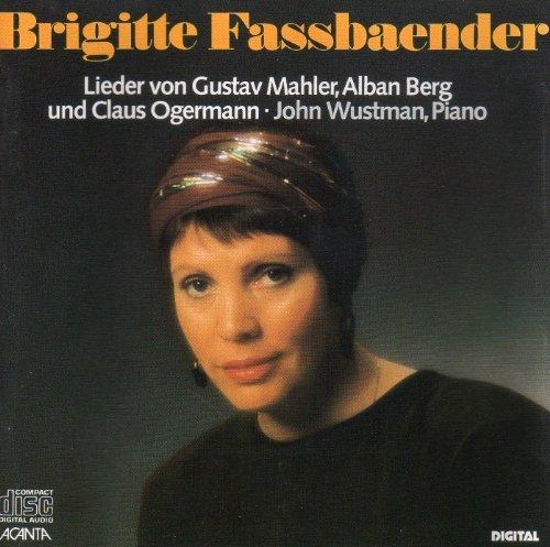 Brigitte Fassbaender singt Lieder von Alban Berg, Claus Ogermann, Gustav Mahler (1987-08-02)