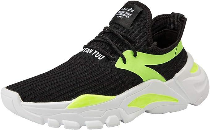 Darringls Zapatos de Hombre,Zapatillas para deported de Hombre ...