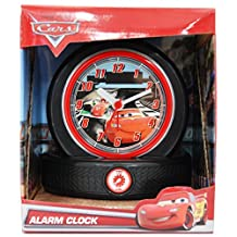 Disney Pixar Cars Tire Style Alarm Clock