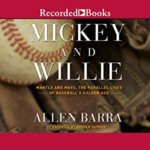Mickey and Willie Audiobook