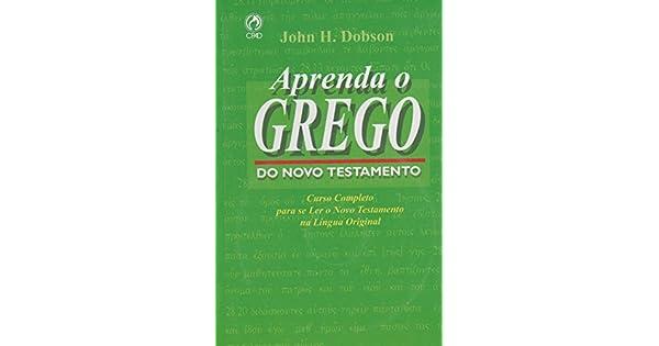 cd aprenda o grego do novo testamento