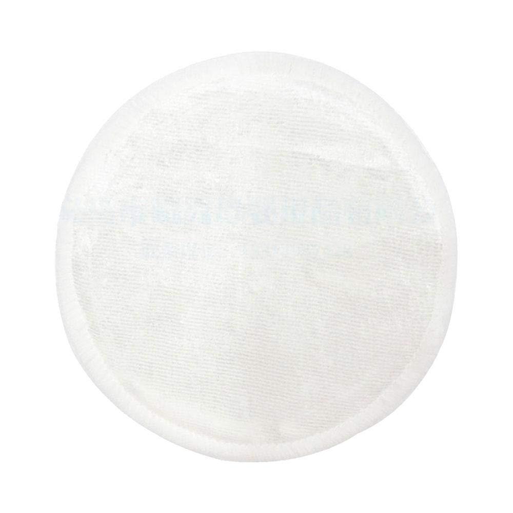Coussinets en Coton pour Le Visage Coussinets de Maquillage Lavable en Fibre de Bambou avec Sac /à Linge Les Yeux Les Soins de la Peau Ultra Doux Foonee Coussinets dallaitement R/éutilisables