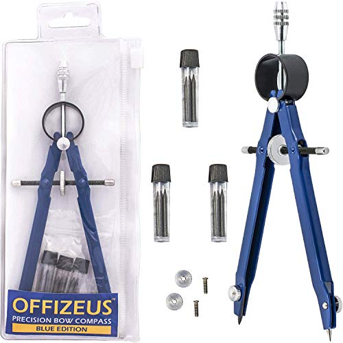 Offizeus Professional Compass for
