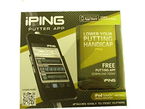 Ping Putter App Cradle Attachment iPod Touch (4th Gen) NEW by Ping