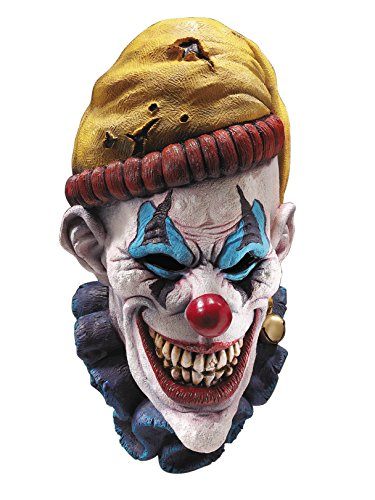 (Rubie's Insano The Clown Overhead Mask, Multi Color, One Size)
