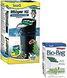 Whisper 10i Internal Filter and 3-Pack of Bio Bag Filter Cartridge Refills