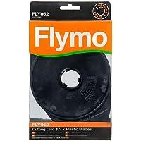 FLYMO Microlite Hovervac plastic snijschijf FLY052