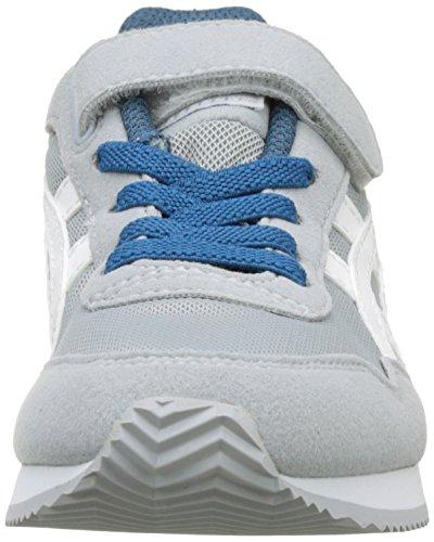 Asics Curreo Ps, Zapatillas Unisex Niños Gris (Light Grey/white)
