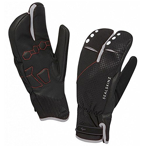lobster claw cycling gloves - 8