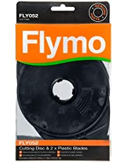Flymo FLY052 Disc and Plastic Lawnmower Blade Set