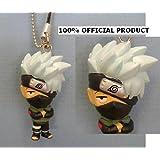Naruto Keychain Mini Figure Kakashi