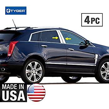 Amazon.com: Made In USA! 2010-2017 Cadillac SRX 6PC Stainless Steel