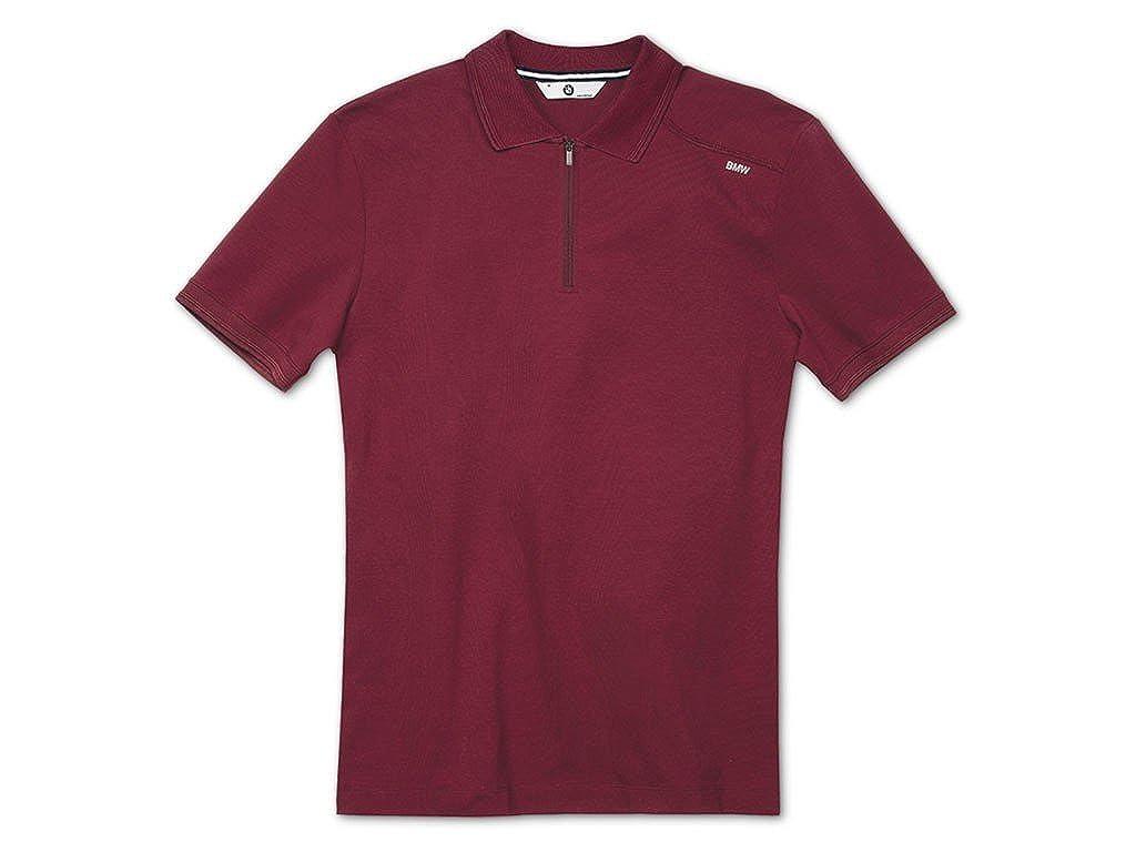 Original BMW Camiseta Polo para hombre en Burdeos - Tamaño M ...
