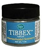 TIBBEX Hemorrhoid Ointment, 1 oz.