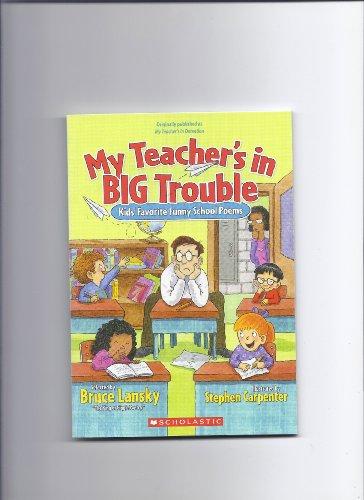 Librarika: My Teacher's in Big Trouble: Kids' Favorite Funny